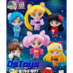 Petit Chara Sailor Moon LET'S GO TO FESTIVAL