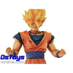 Son Goku Super Saiyan Grandista Resolution of Soldiers Dragon Ball Z Banpresto